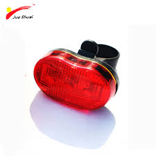 Us 523 24 Offzadelpen Fiets Lamp Fietsen Veiligheidswaarschuwing Mtb Fiets Licht Rode Reflector Batterij Fiets Achterlicht Fiets Accessoires In