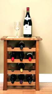 wine holder for wall wall mounted
