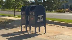 Thieves Target Post Office Drop Off Mailboxes In Colorado