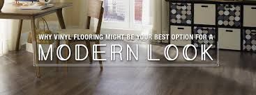 why vinyl flooring might be your best option for a modern look