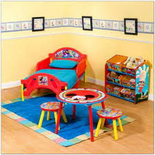 mickey mouse toddler bedding sets and furniture bed fun