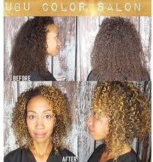 U B U Color Salon Hair