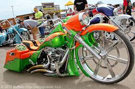rat s hole bike show displays colossal collection of custom