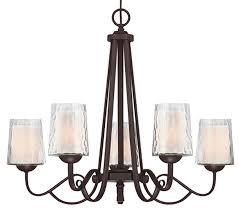 elstead adonis 5 arm ceiling light dark cherry qz adonis5