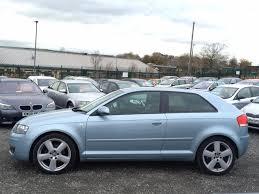 2005 Audi A3 TDI Quattro S Line £4,890