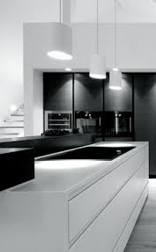 Interesting Modern Black And White Kitchen Designs 66 For Free Kitchen  Design Software With Modern Black
