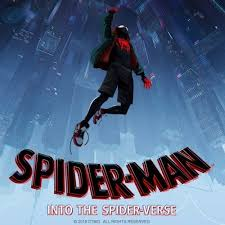 Image result for spider-man into the spider-verse movie poster