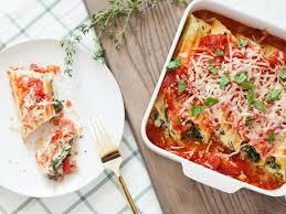 manicotti recipe food network kitchen