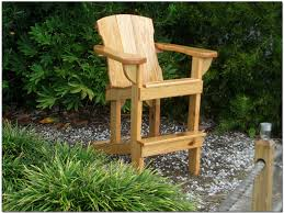 image result for free tall adirondack chair plans templates