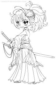 Small Picture Cute Chibi Coloring Pages Chibi Girl Coloring Pages For Pinterest