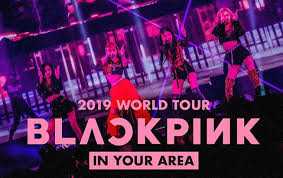 Blackpink 2019 World Tour In Your Area Black Pink Wiki