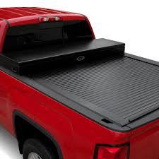 Truck Covers USA® - American X-Box Work Tool Box Retractable Tonneau ...