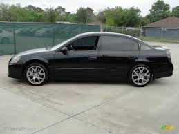 Super Black 2006 Nissan Altima 3.5 SE-R Exterior Photo #47571602 ...