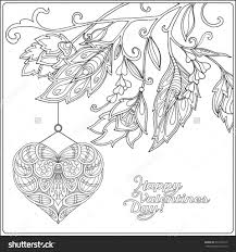 Small Picture Valentines Day Coloring Pages For Adults With glumme