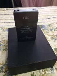 <b>Портативный Hi-Fi плеер FiiO</b> X3 купить в Иркутской области на ...