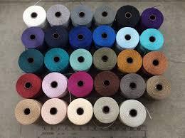 Superlon Thread Size Chart