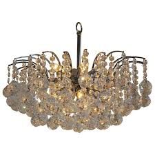 vintage swarovski crystal chandelier for