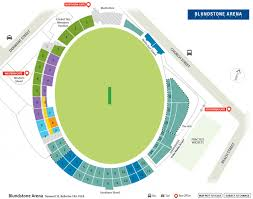 Blundstone Arena Seating Map Austadiums