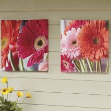 16 best gerbera daisy images on pinterest daisies and gerber daisy wall art  on gerbera daisy canvas wall art with gerbera daisy wall art sevenstonesinc
