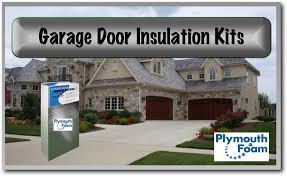 garage door kits combining the two best insulation technologies stacks image 4482