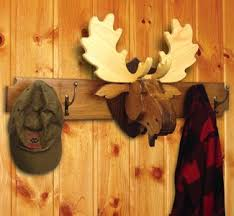 Coat Rack Woodworking Plans Moose Rack Wood Project Plan From Meisel Hardware Specialties 69
