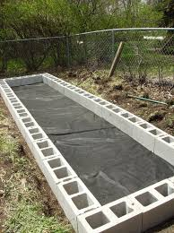 Small Picture Best 20 Raised garden beds cinder blocks ideas on Pinterest Bed