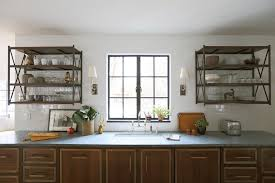 metal wall shelves kitchen best decor things within metal kitchen wall shelves wall mounted