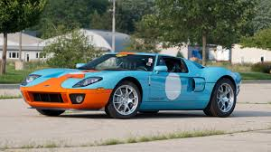 2006 Ford GT Heritage Edition | F151 | Monterey 2013