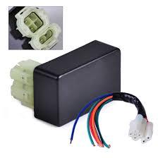 online buy whole honda cdi from honda cdi whole rs 6pin new cdi box ignition module unit 30410 hc4 770 for honda fourtrax trx300