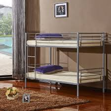 white metal furniture. Modern Home Furniture Bunk Bed Metal Double Up Down White H