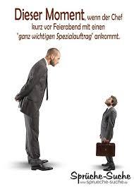 Lustige Bürosprüche Spezialauftrag Vom Chef