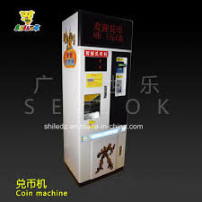 Currency Exchange Vending Machine Custom China Game Center Currency Exchange Money Exchange Coin