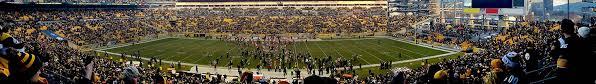 Pittsburgh Steelers Virtual Seating Chart Heinz Field Tickets Heinz Field Seating Chart Heinz