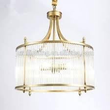 round iron chandelier fashion modern gold plated round iron chandelier crystals glass rods pendant light for round iron chandelier