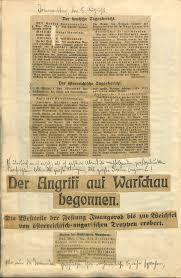 5 August 1915 1914 1918 Ein Rheinisches Tagebuch