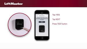 iphone garage door openerHow to add a 2nd garage door opener using an iPhone or iPod touch