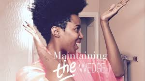 Hair Style Wedge maintaining the wedge cut youtube 4220 by stevesalt.us