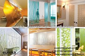 modern interior designs ecoresin plexiglass sheets wall stunning panels as well 10