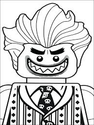 Lego Batman Coloring Pages Robot Fresh Page Free Printable For Kids