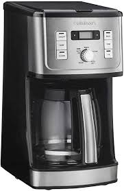 Our coffeemakers and grinders offer the ultimate customized coffee experience. Amazon Com Cuisinart Perfectemp 14 Cup Programmable Coffee Maker Kitchen Dining