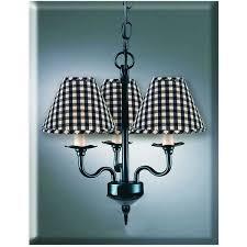 metal lighting. Metal 3-Arm Chandelier Lamp Lighting