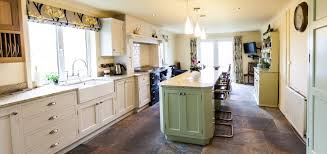 painted kitchensPainted Kitchen HayonWye  Mark Stones Welsh Kitchens  bespoke