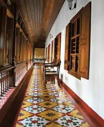Tamilnadu Traditional House Designs Beautiful Hand Made Tiles From Athangudi In Chettinad