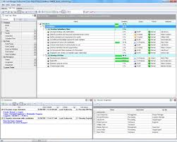 project planning develop project management plan and subsidiary using vip task manager