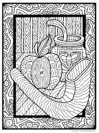 From Shalom Coloring A Jewish Coloring Book For Grown Ups Crafts