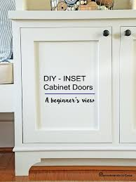 how to make inset cabinet doors shaker style white base cabinet with door