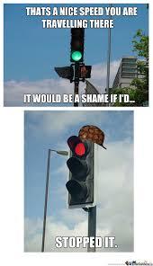 Scumbag Traffic Light by aadilf1 - Meme Center via Relatably.com