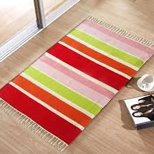 2 by 3 rug well looking multi color cotton rug size ft 2 x 3