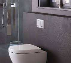 toilets wall hung vs standard