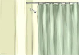 target curtain rods tension black shower